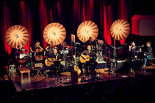 "Echoes Acoustic ""Barefoot To The Moon"", Alte Oper Frankfurt, 31.01.2020"