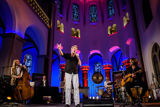 Queen Kings unplugged, Klosterkirche-Hennef, 08.03.2015