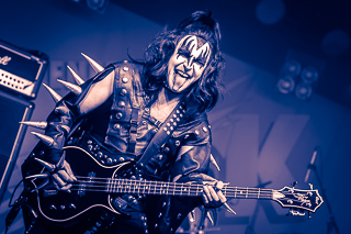 The KISS-Tribute-Band, Christian-Bücher-Halle, Wiesbaden, 16.10.2015