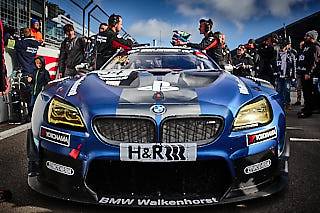 Walkenhorst BMW M4 GT3, VLN 2019